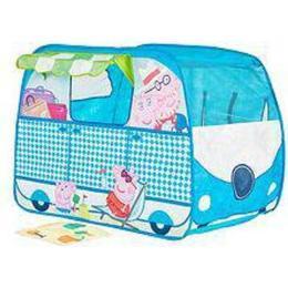 Worlds Apart Peppa Pig Camper Van Play Tent