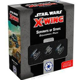 Fantasy Flight Games Star Wars: X-Wing Second Edition Servants of Strife Squadron Pack