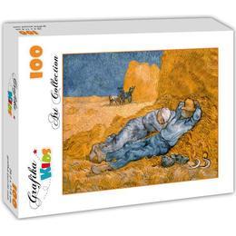 Grafika Van Gogh Vincent: La Sieste 100 Pieces
