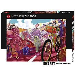 Heye Tour in Pink 1000 Pieces
