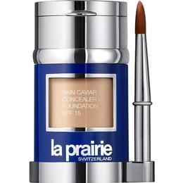 La Prairie Skin Caviar Concealer Foundation SPF15 Creme Peche