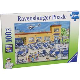 Ravensburger Police Station XXL 100 Pieces