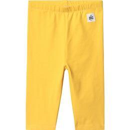 A Happy Brand Capri Leggings - Yellow (372600)