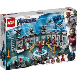 Lego Marvel Super Heroes Iron Man Hall of Armor 76125