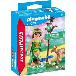 Playmobil Special Plus Fairy with Deer 70059