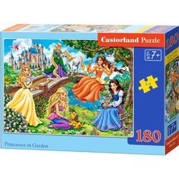 Castorland Princesses in Garden 180 Pieces