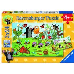 Ravensburger Mole in The Garden 2x24 Pieces