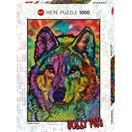 Castorland Wolf's Soul 1000 Pieces