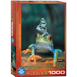Eurographics Red Eyed Tree Frog 1000 Pieces