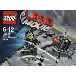 Lego Micro Manager Battle 30281