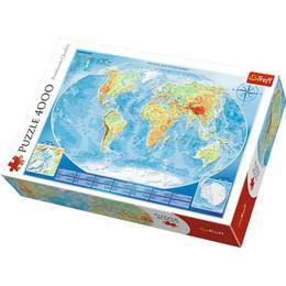 Trefl Map of The World