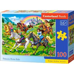 Castorland Princess Horse Ride 100 Pieces