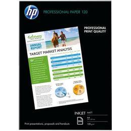 HP Professional Matte 120g A4 200