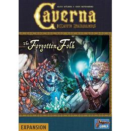 Lookout Games Caverna: The Forgotten Folk Expansion