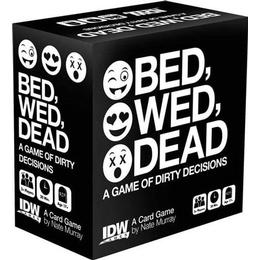 IDW Bed Wed Dead: A Game of Dirty Decisions