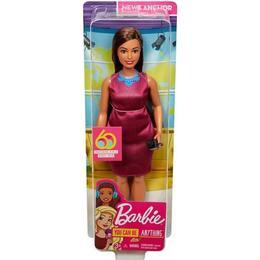 Barbie 60th Anniversary News Anchor Doll GFX27