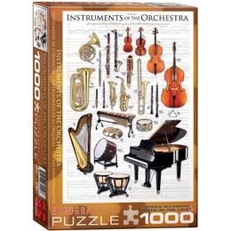 Eurographics Instruments of the Orchestra 1000 Pieces