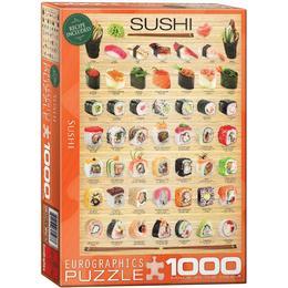 Eurographics Sushi 1000 Pieces