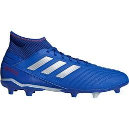 Adidas Predator 19.3 FG M - Bold Blue/Silver Met./Active Red