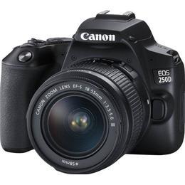 Canon EOS 250D + 18-55mm III