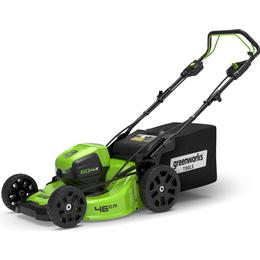 Greenworks GD60LM46SP Battery Powered Mower