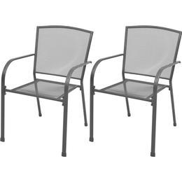 vidaXL 42705 2-pack Armchair