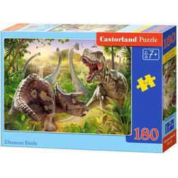 Castorland Dinosaurs Battle 180 Pieces