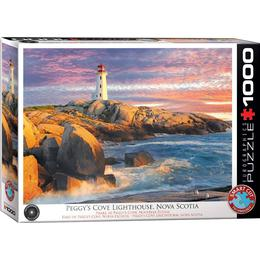 Eurographics Peggys Cove Lighthouse Nova Scotia 1000 Pieces