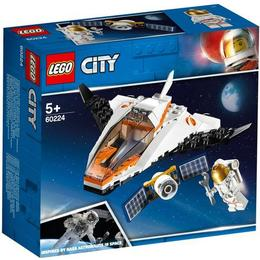 Lego City Satellite Service Mission 60224