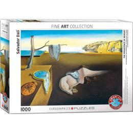 Eurographics The Persistence of Memory 1000 Pieces