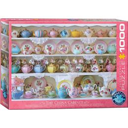 Eurographics The China Cabinet 1000 Pieces