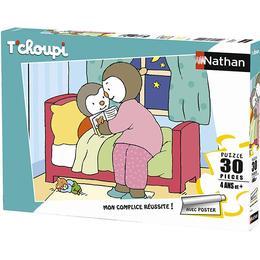NATHAN Tchoupi 30 Pieces