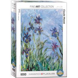 Eurographics Irises 1000 Pieces