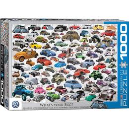 Eurographics What's Your Bug? 1000 Pieces