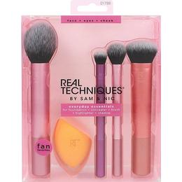 Real Techniques Everyday Essentials 5-pack
