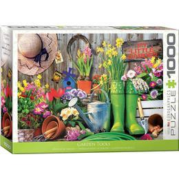 Eurographics Garden Tools 1000 Pieces