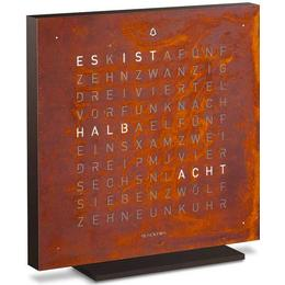 Qlocktwo Touch Creators Edition 13.5cm Table Clock