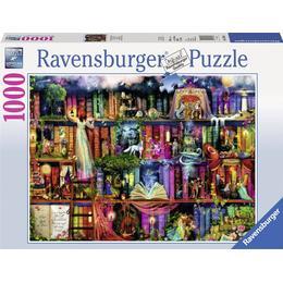Ravensburger Magical Fairy Tale Hhour 1000 Pieces