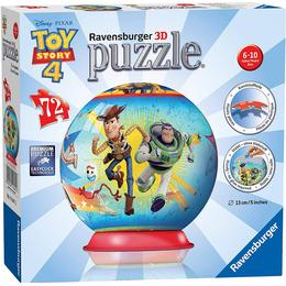 Ravensburger Toy Story 4 3D Puzzle Ball 72 Pieces
