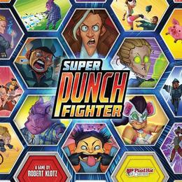 Plaid Hat Games Super Punch Fighter