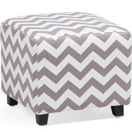 Beliani Kansas 32cm Foot Stool