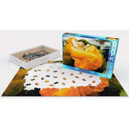 Eurographics Flaming June 1000 Pieces