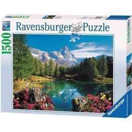 Ravensburger Matterhorn Bergsee 1500 Pieces