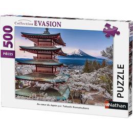 NATHAN Japan 500 Pieces