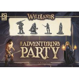 Osprey Games Wildlands: The Adventuring Party