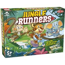 Tactic Jungle Runners