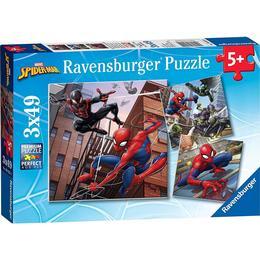 Ravensburger Spider-Man 3x49 Pieces