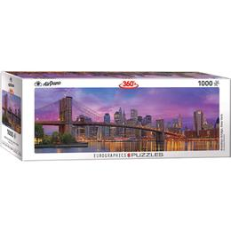 Eurographics Brooklyn Bridge New York 1000 Pieces