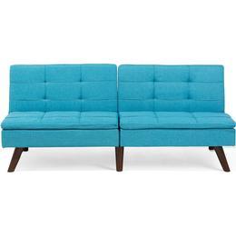 Beliani Ronne Sofa Bed 3 Seater