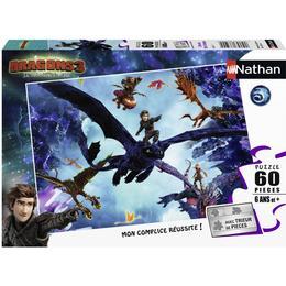 NATHAN Dragons 3 60 Pieces